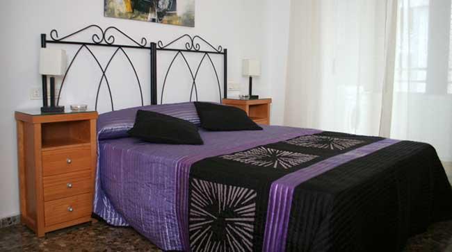 piso en alquiler zona peri 18 castellon habitacion