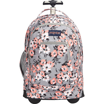 JanSport Driver 8 Core Series Wheeled Backpack Review