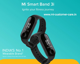 What is the price-review of MI Smart Band 3i?