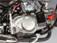 Honda Eco Deluxe: motor