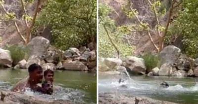 Tak Sengaja Menemukan HP di Dekat Sungai, Ternyata Isinya Merekam Detik-Detik ketika 3 Orang Pria Tewas Tenggelam!