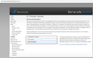 Barracuda Central