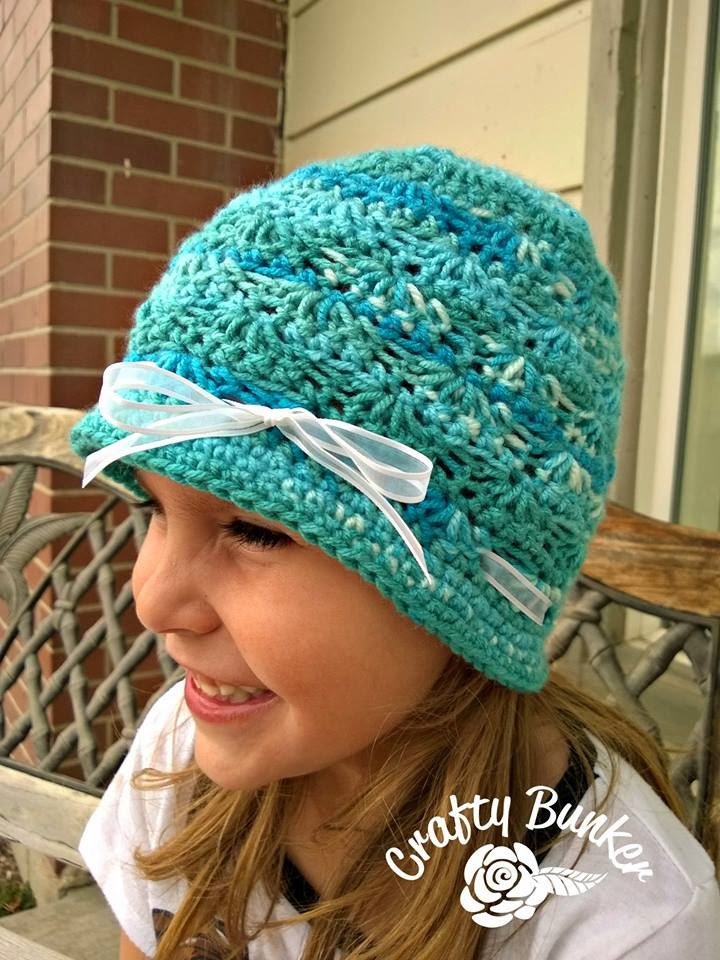Karys Cloche Pattern