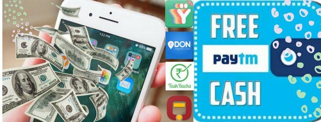 paytm cash free