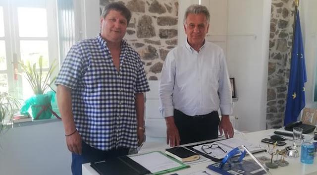 Δωρεά 100 Προσωπίδων Ασφαλείας στο Δήμο Ερμιονίδας