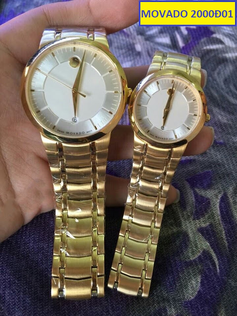 Đồng hồ cặp đôi MV 2000D01