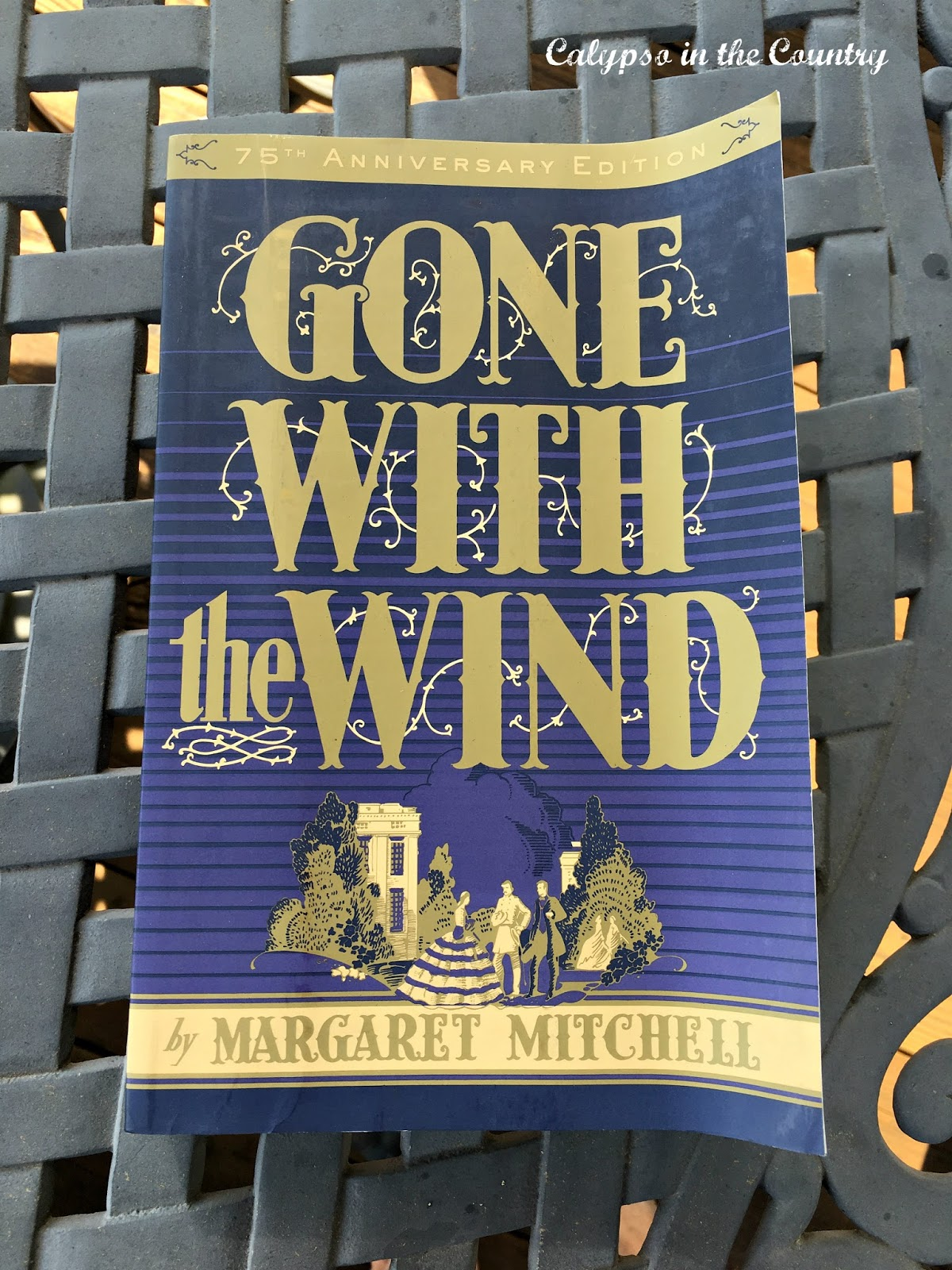 Gone with the Wind - THE classic southern novel