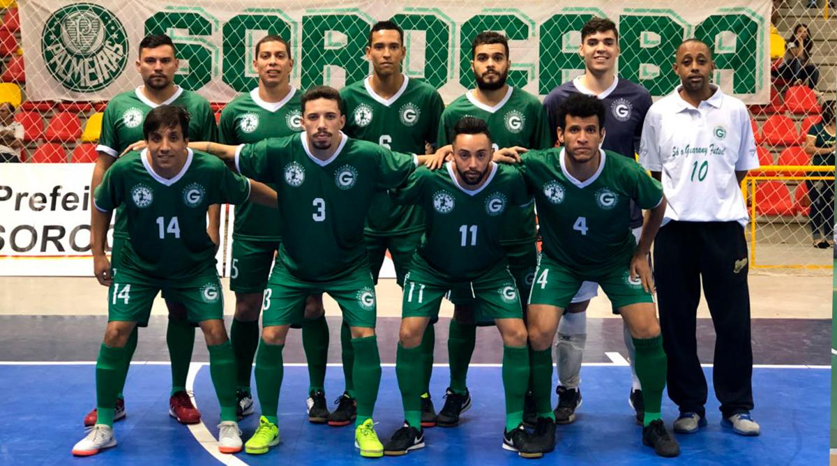 Guarany/Mancha Verde e Taciano estão na final da categoria Principal do Torneio Cruzeirão