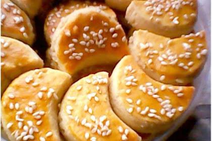 Resep Kue Kering Kacang Tanah Yang Renyah