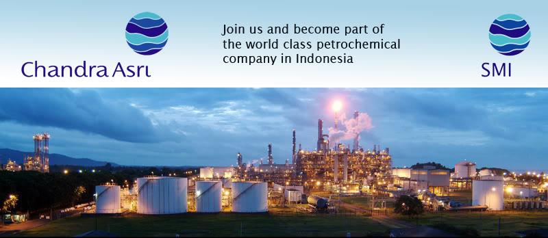 TPIA | PT Chandra Asri Petrochemical Tbk Manfaatkan Aspal