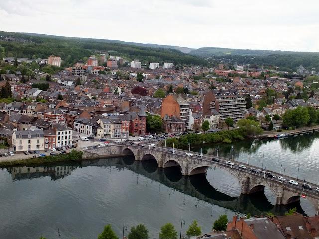 visitas más importantes en Namur Bélgica