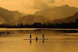 Tarusan Kamang nan Eksotis, Antara Danau dan Padang Rumput