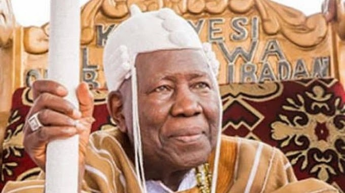 Olubadan speaks about collecting N50m to aid Sunday Igboho's arrest