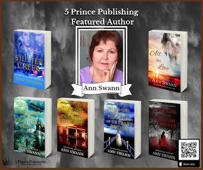 Ann Swann Book Banner