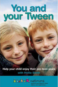 you and your tween netmums book hollie smith