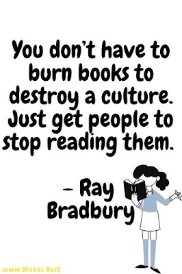 quote on reading culture