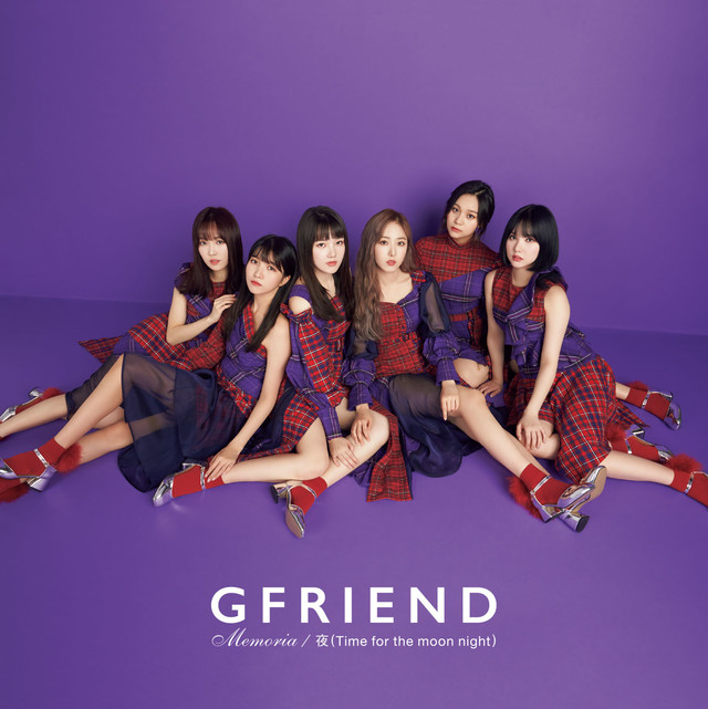 GFRIEND - Yoru (Time for the moon night) ~Japanese Version~