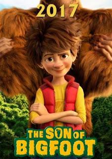 Bố Tớ Là Chân To - The Son of Bigfoot (2017) | Full HD VietSub