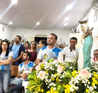 MAX DE ZÉ DE TOINHO DESTACA RELIGIOSIDADE DO POVOADO QUEIMADAS.