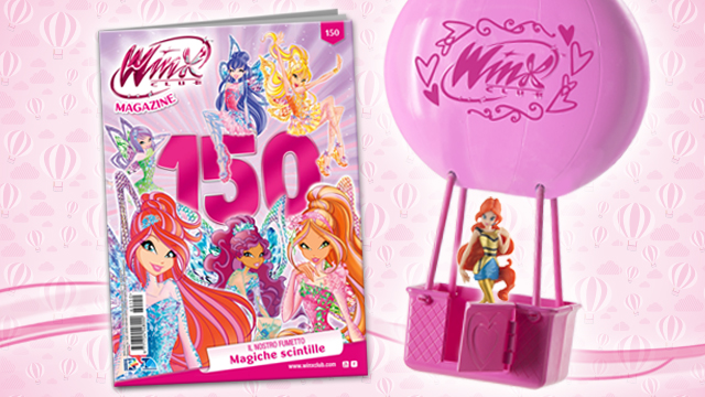 New winx magic travel figures club all