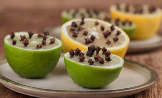 فوائد القرنفل والليمون