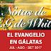 Notas de Elena de White | 3er Trimestre 2017 | El evangelio en Gálatas