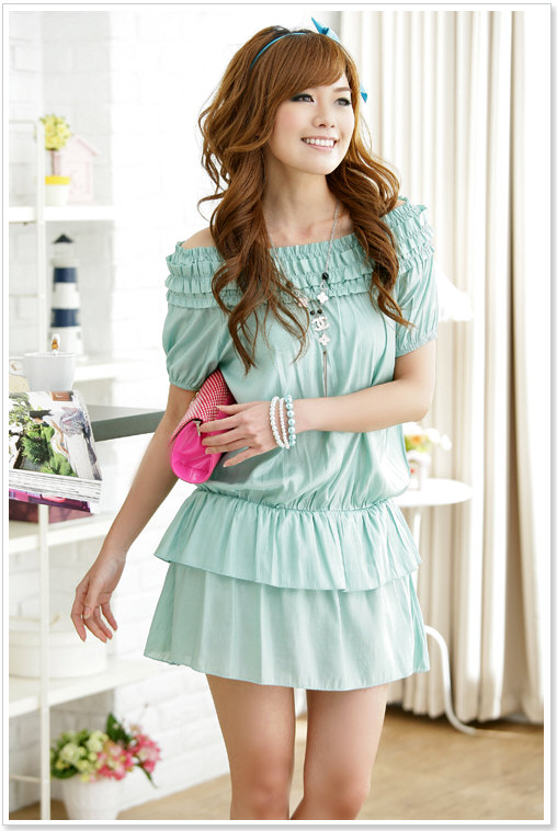 Asian fashion and style clothes in 2012: Korean Fashion 2012