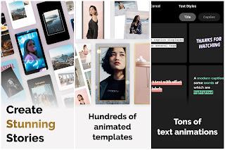 Mojo Pro - Tạo câu chuyện Instagram nổi bật