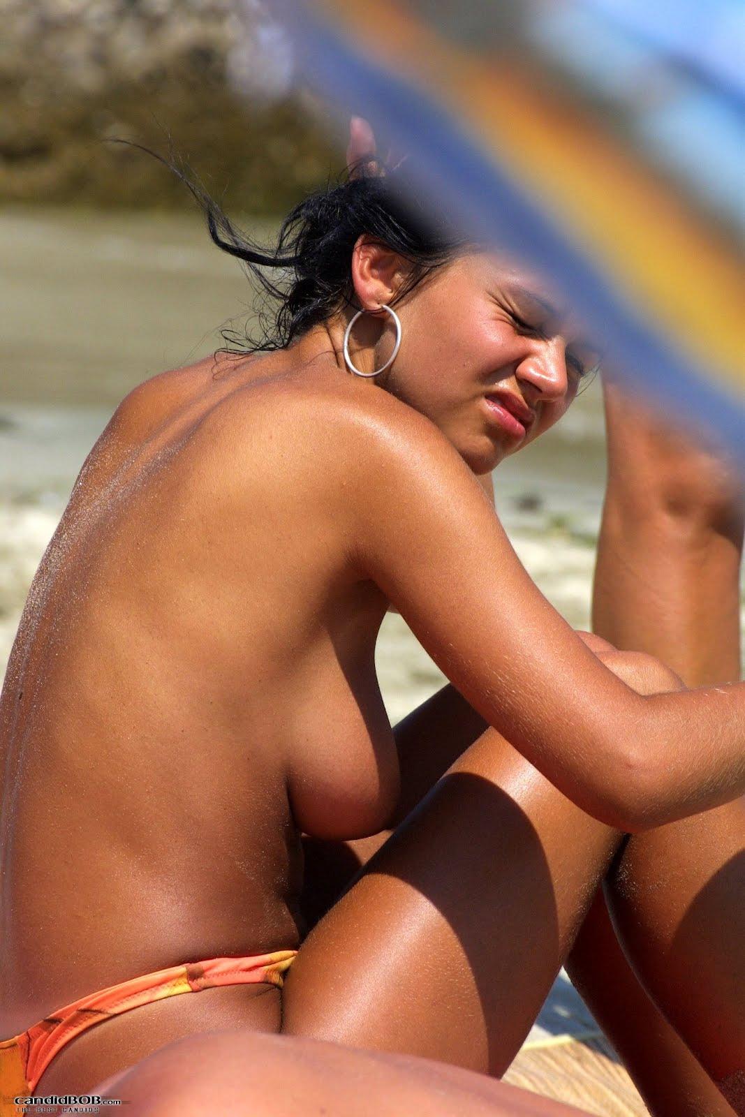 Candid Beach Voyeur  Free Porn Pictures-8346