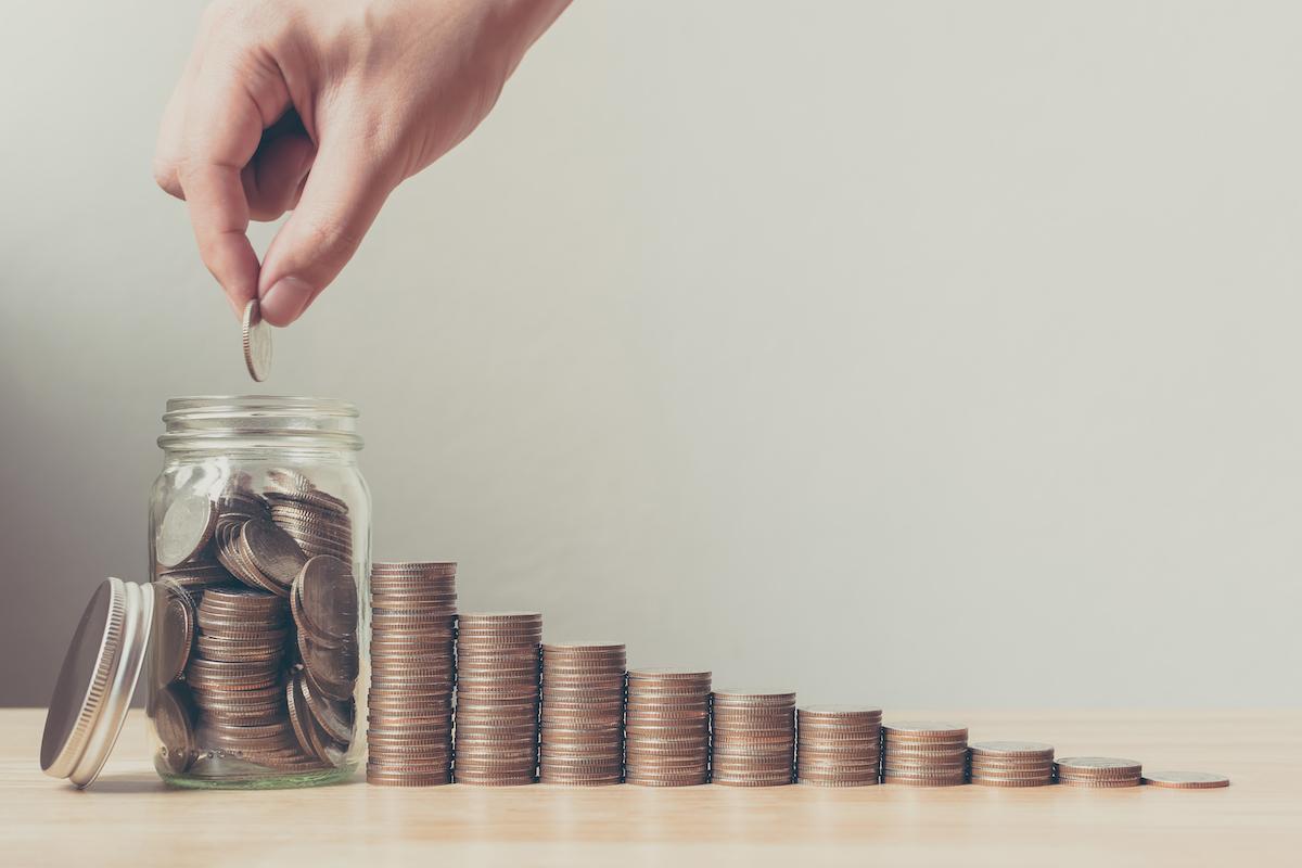ahorrar monedas
