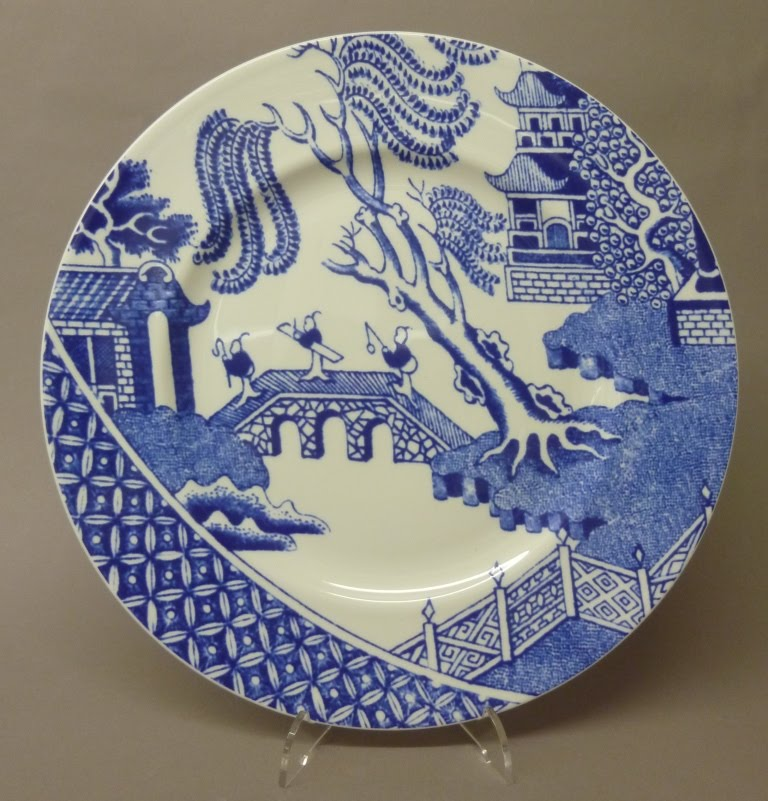 Secret Lives of Objects: Willow Pattern Take Two