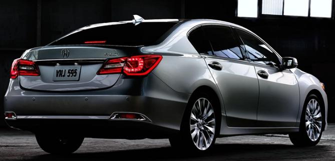 Acura RLX Hybrid Release Date Australia