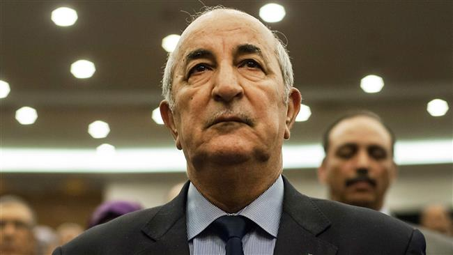 Algeria's Prime Minister Abdelmadjid Tebboune sacked after 79 days in office by President Abdelaziz Bouteflika