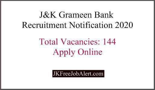 JK Grameen Bank