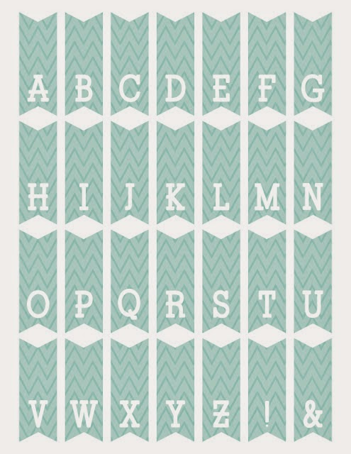 http://snfontaholic.blogspot.com/2015/01/freebie-friday-mini-alphabet-bunting.html