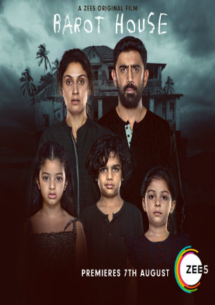 Barot House 2019 Complete S01 Full Hindi Episode Download HDRip 720p