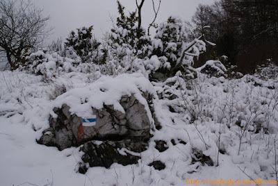 Zsidó-rét tél hó
