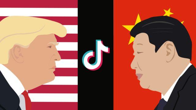 Alasan Trump Larang TikTok dan WeChat di AS