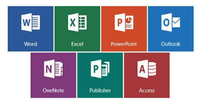 Microsoft Office 365 paling sering di BAJAK
