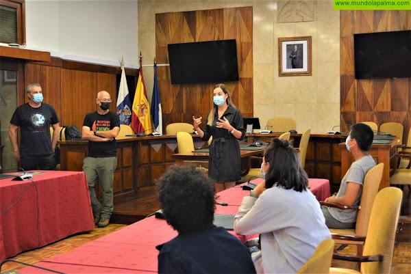 El CSIC elige La Palma para desarrollar proyectos de investigación por su mayor biodiversidad