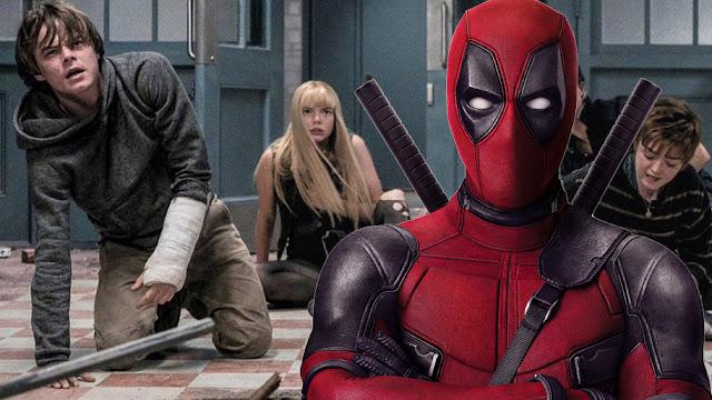 Disney Tak Tertarik dengan Proyek New Mutants dan Deadpool