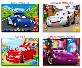 Juegos de Cars 3 de carreras