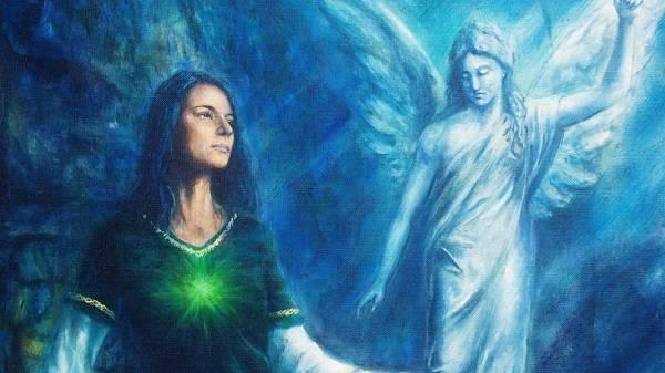 5 cách bạn có thể kết nối với những thiên thần hộ mệnh của mình