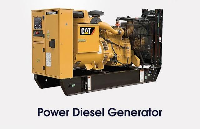 الفرق بين انواع مولدات الديزل Power Diesel Generators