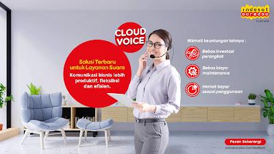 BLOGGER NEWS : Indosat Ooredoo Luncurkan CloudVoice