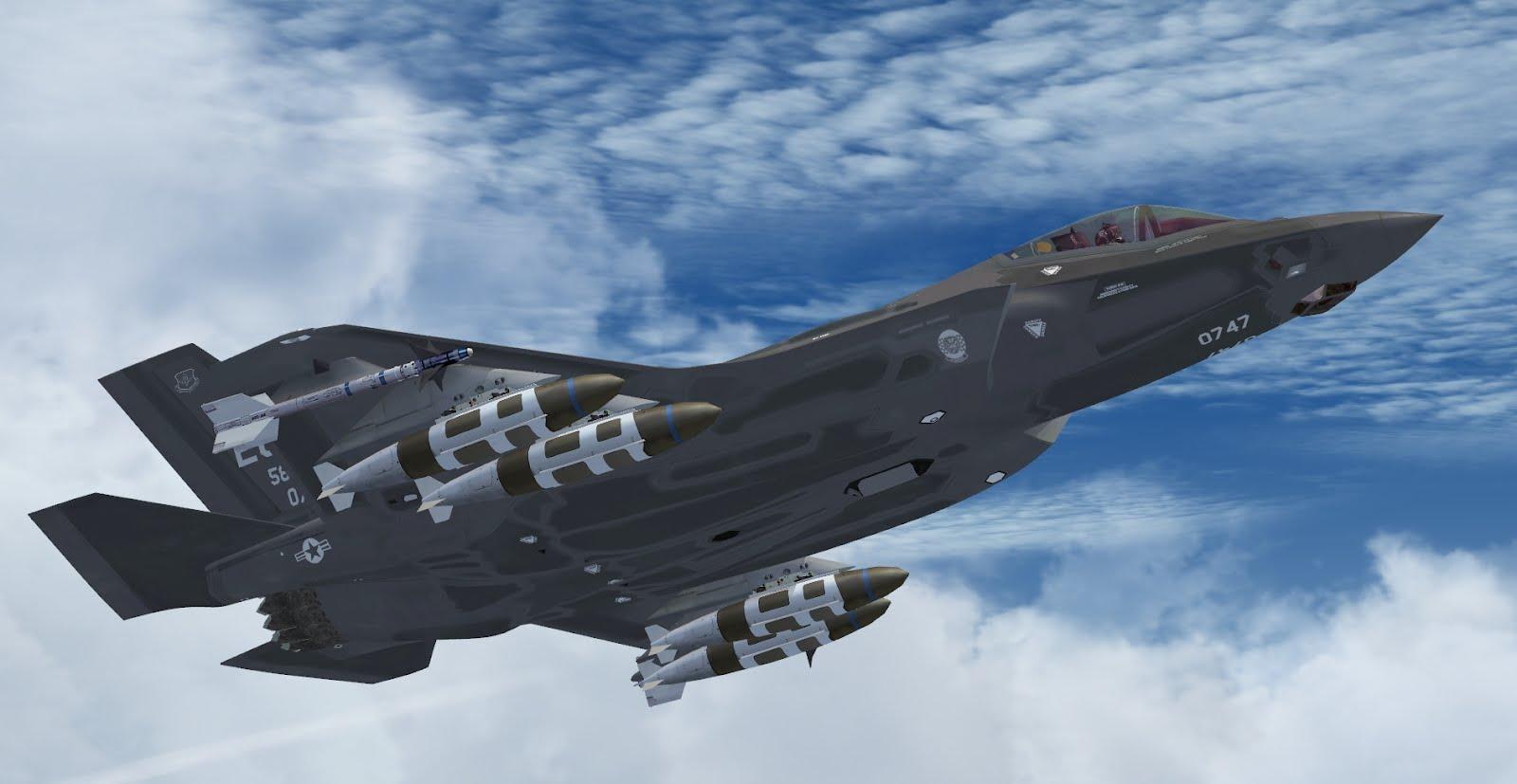 IndiaFoxtEcho Visual Simulations: F-35 2.0 Beta 1 - How to ...