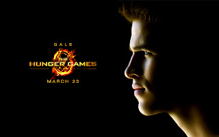 The Hunger Games Gale Hawthorne Liam Hemswoth HD Wallpaper