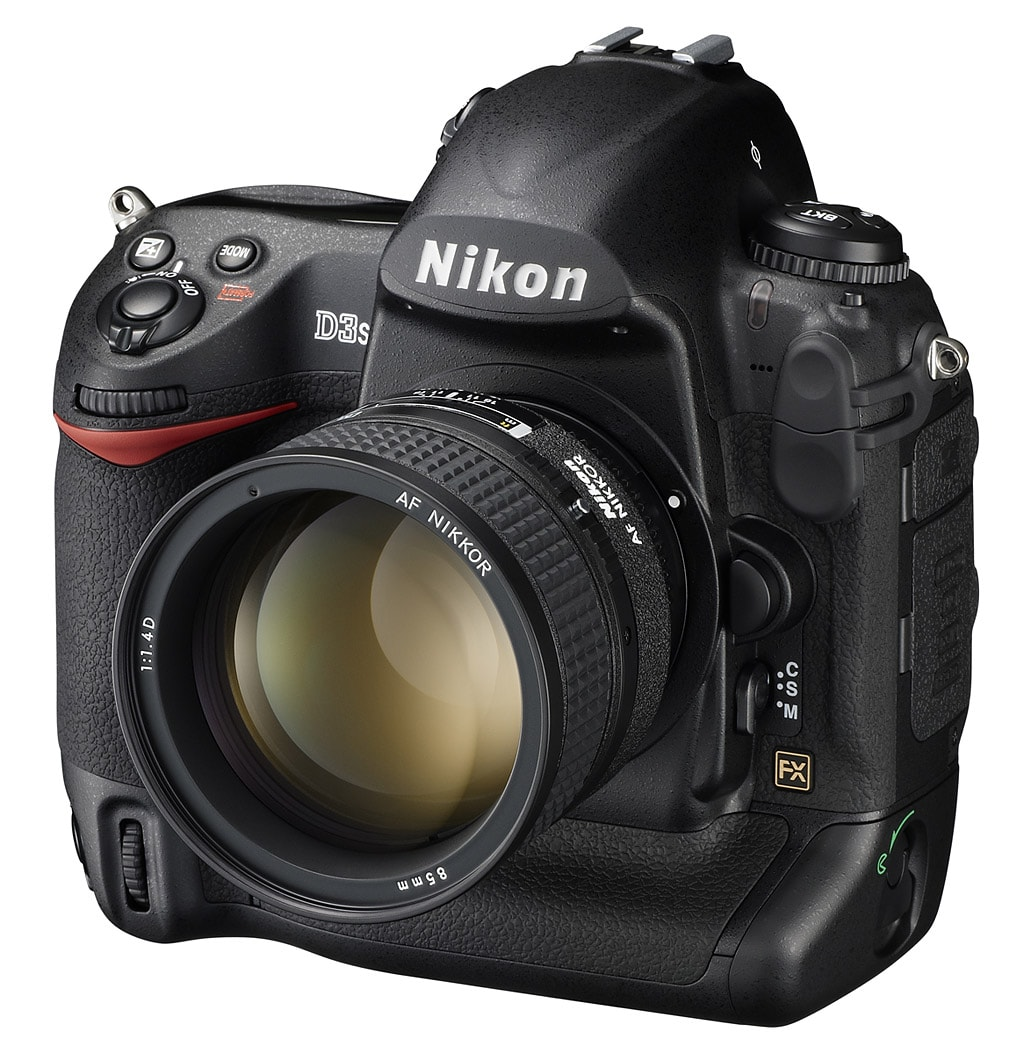Nikon D3S Firmware Download