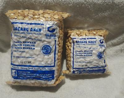 Kacang Aneh Galarasa