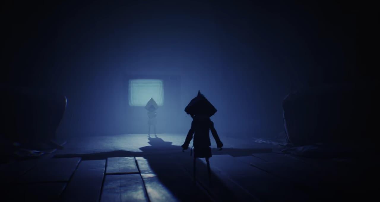 В Little Nightmares 2 есть секретная концовка - 02